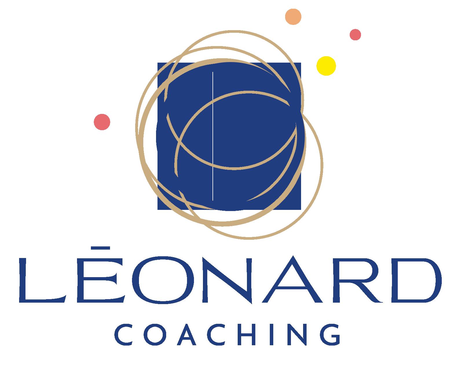 Logo Leonard Coaching